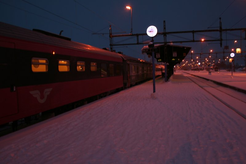 Into the north to kiruna thestupidnerdymuellguy for Boden sweden