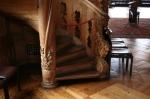 Corkscrew stairs